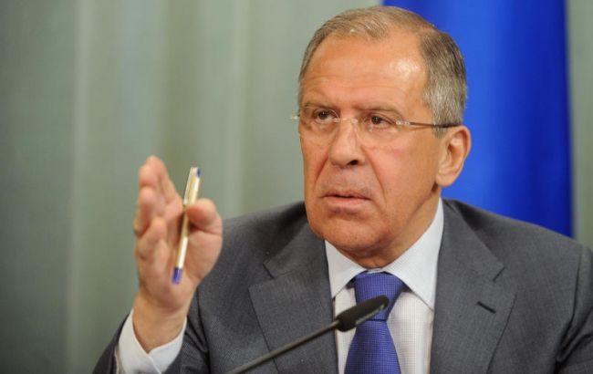 Фото: Сергій Лавров озвучив позицію РФ щодо перемир'я в Сирії
