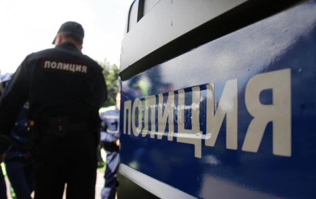 Милиция задержала в столице России около 30 участников несанкционированной акции
