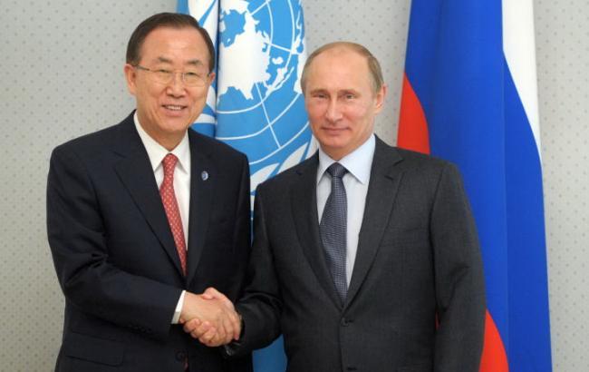 Генсек ООН будет участвовать в параде в Москве 9 мая