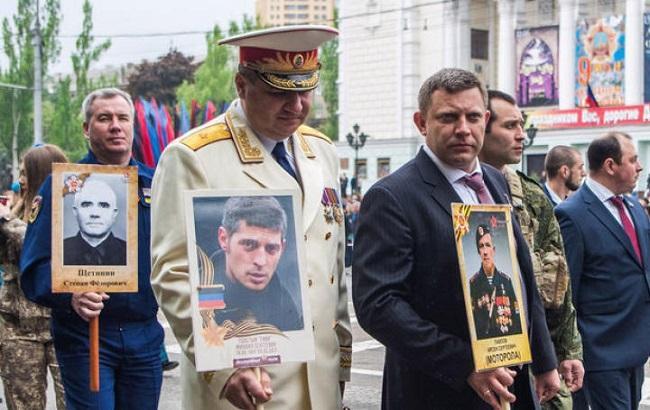 У мережі висміяли Захарченка з портретом Мотороли