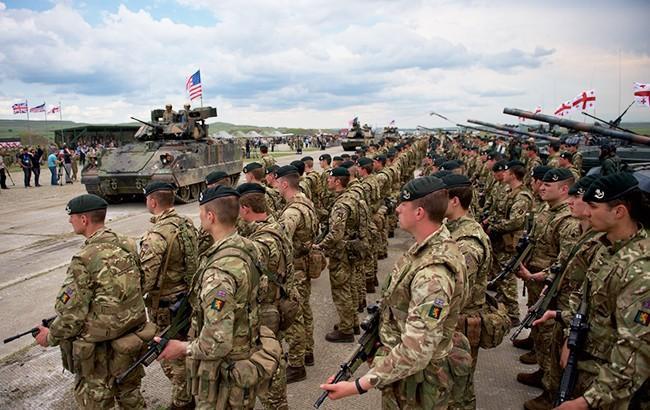 В Грузии начались военные учения с участием стран НАТО и Украины