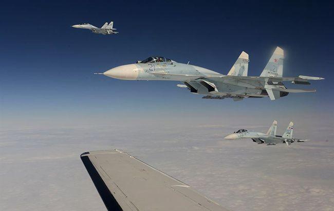 РФ перебросит в оккупированный Крым более 10 истребителей