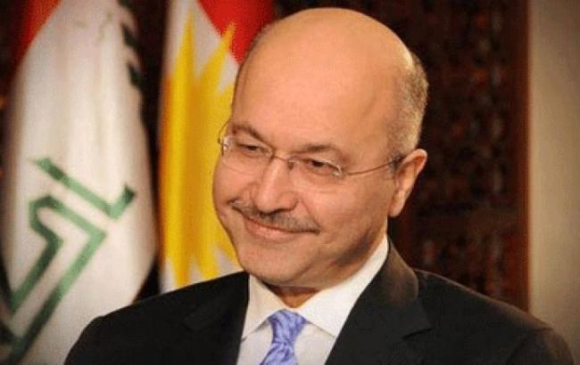 В Ираке избрали нового президента