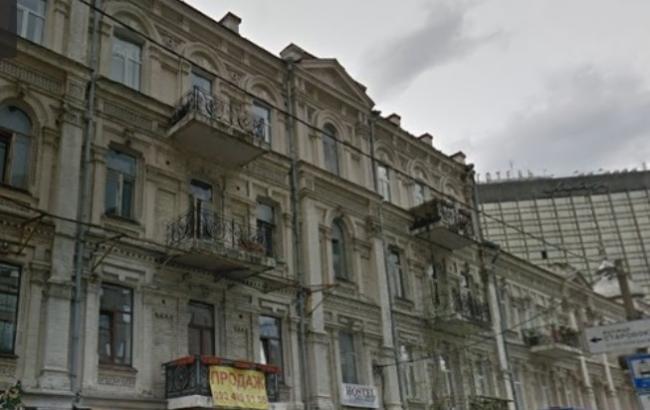 Фото: Будинок в центрі (google.com.ua/maps)