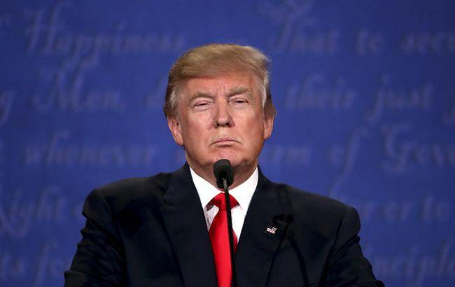 Фото: президент США Дональд Трамп