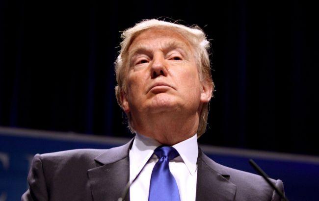 Фото: результаты выборов президента США