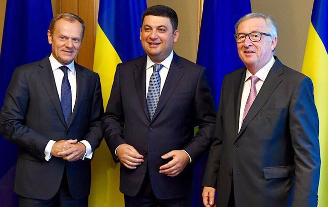 Саммит Украина-ЕС: онлайн-трансляция