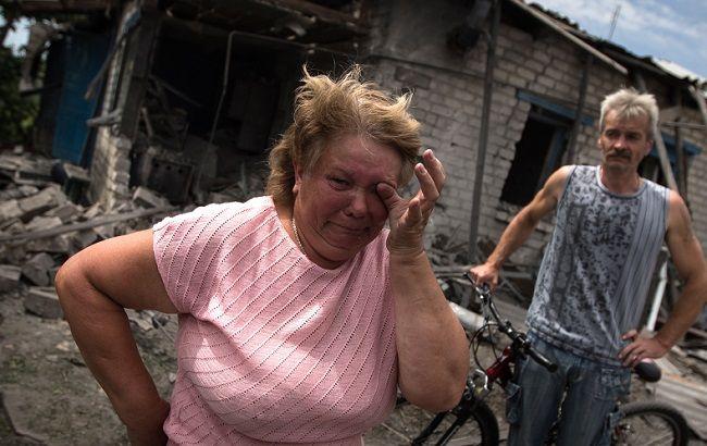 Фото: жителі Донбассу