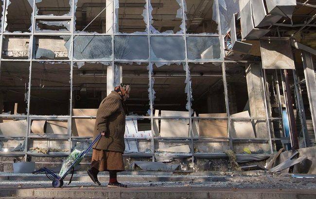 Фото: Жителі окупованого Донбасу відчувають нестачу продовольства