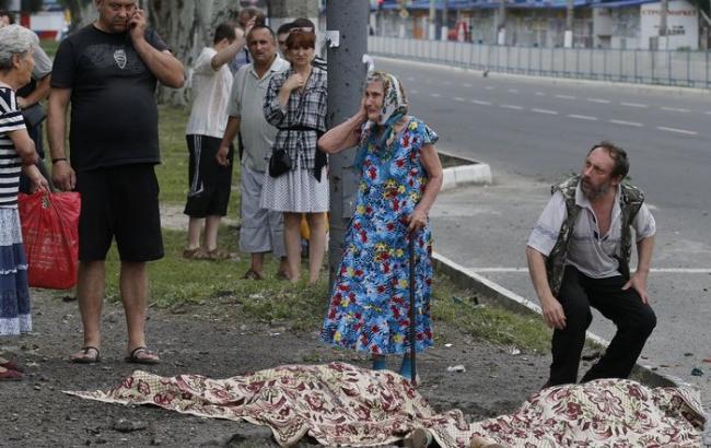 На сході України загинули понад 6 тис. людей, понад 17 тис. поранено, - звіт ООН