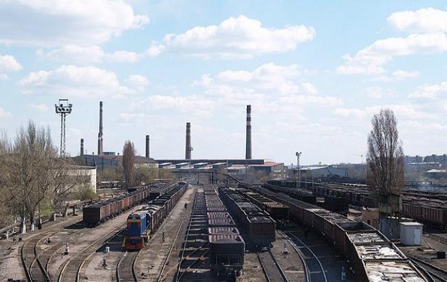 Фото: індустріальний потенціал Донецької області скорочується (ForumKiev)