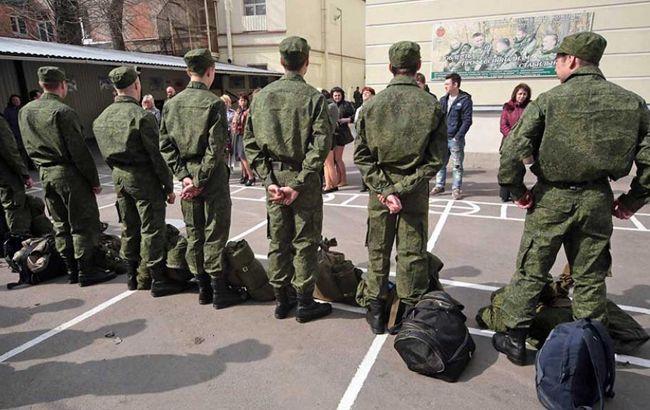 У Криму в армію РФ призвали вже 13,5 тис. людей