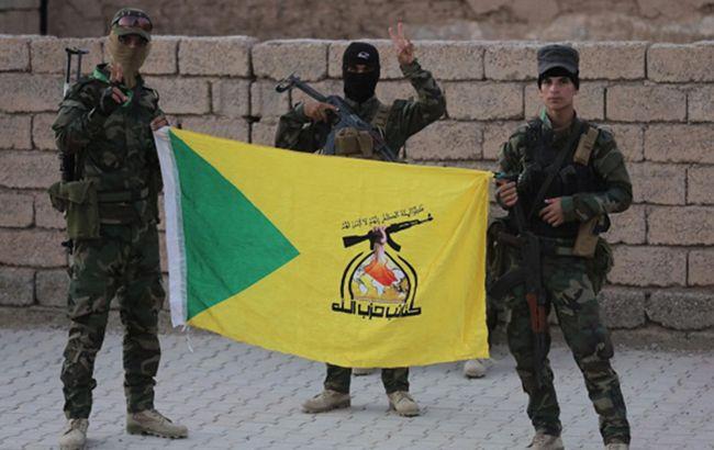 Иракские ополченцы призвали Силы безопасности держаться подальше от баз США