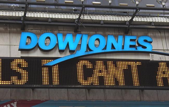 Фото: индекс Dow Jones