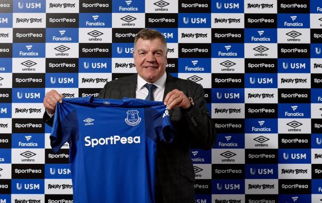 Фото: Сэм Эллардайс (twitter.com/Everton)