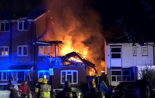 У Лондоні стався вибух у житловому будинку, є загиблий