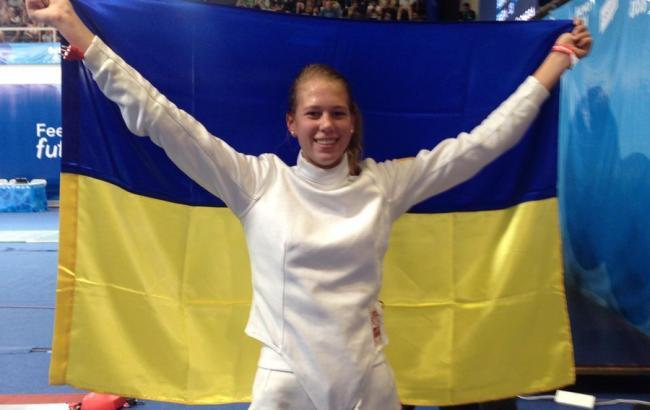 Украина завоевала первое золото на летний юношеской Олимпиаде