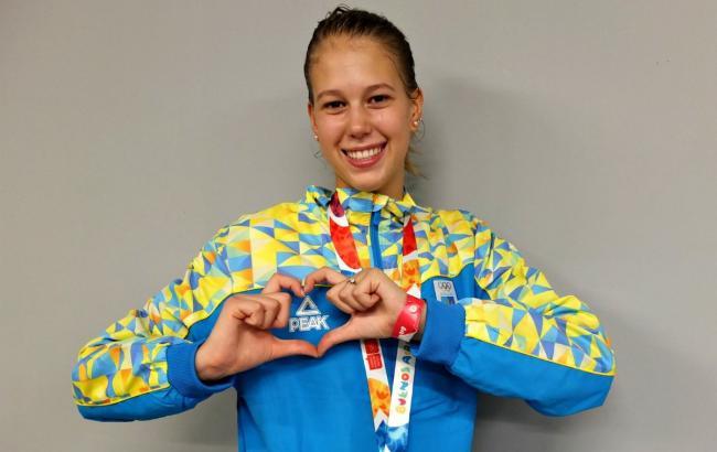 Фото: Катерина Чорний (twitter.com/OlympicUA)