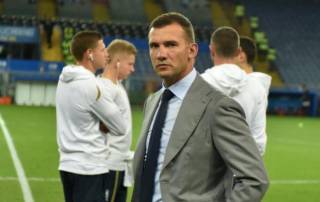 Определился состав сборной Украины на матчи против Словакии и Турции