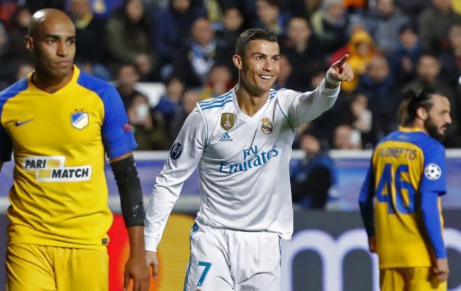 Фото: в текущем году Роналду забил 18 голов в ЛЧ (twitter.com/ChampionsLeague)