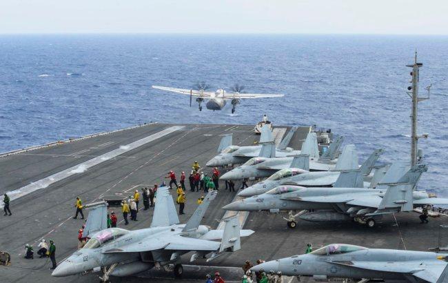ВСША потерпел крушение военный самолет: AP информирует опогибших