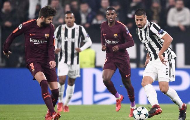 Ювентус - Барселона 0-0: відеоогляд матчу