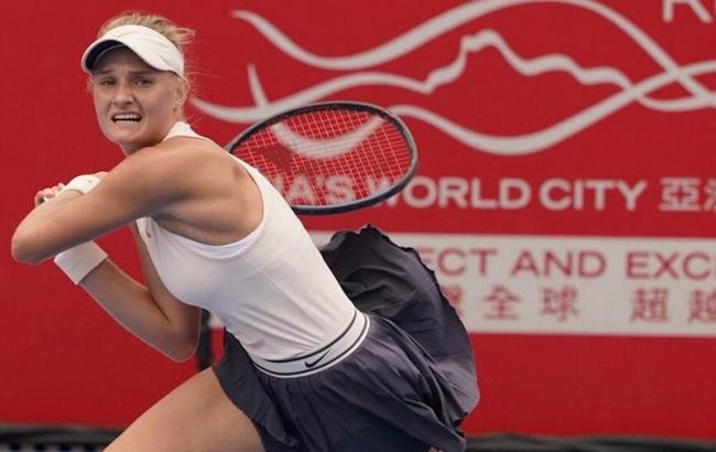 Ястремская впервые в карьере вышла в полуфинал турнира WTA