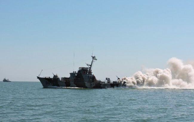 Україна просить США і ЄС відреагувати на спробу морської блокади з боку РФ