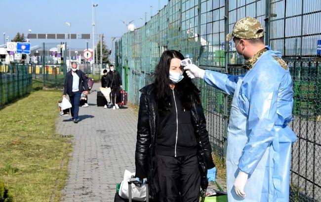 Україна відкриває кордон з країнами ЄС і Молдовою