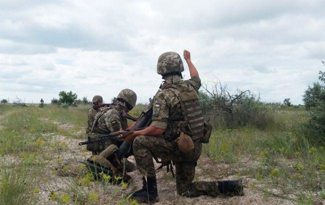Штаб АТО: Упродовж дня бойовики наДонбасі стріляли 9 разів