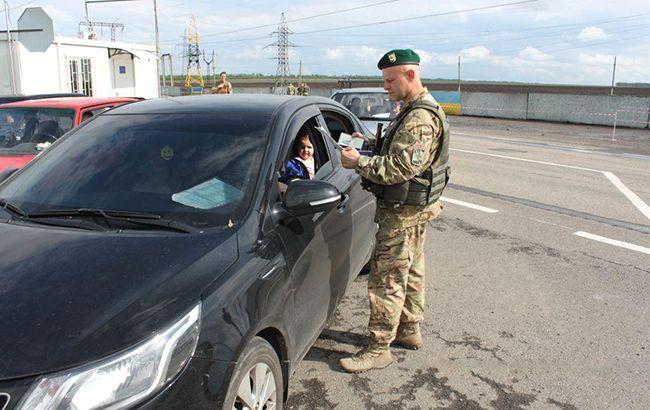 Вгосударстве Украина  нелегально  находятся 52 тыс авто наиностранных номерах
