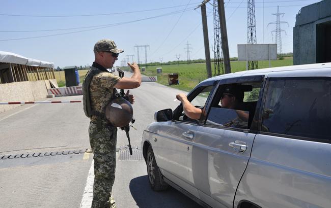 """КПВВ """"Станица Луганская"""" закрыли на ремонт до 7 сентября"""