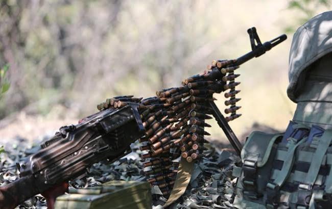 В зоні АТО зменшилася кількість обстрілів позицій ВСУ, - штаб