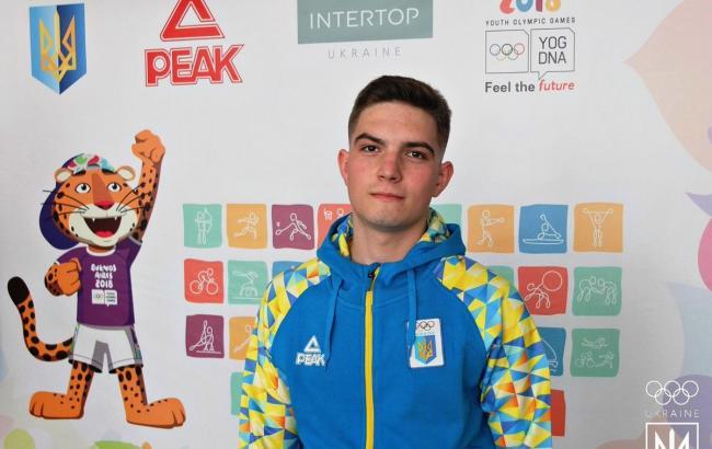 Украинский стрелок Гонта завоевал бронзу на юношеской Олимпиаде