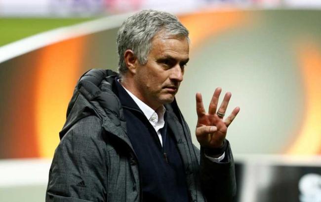 Жозе Моуриньо близок кподписанию нового договора с«Манчестер Юнайтед»