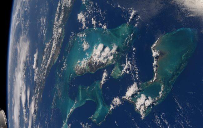 Фото: Земля (twitter.com/astrokomrade)