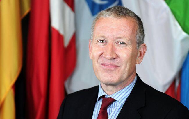 Етерінгтон займе посаду заступника голови СММ ОБСЄ в Україні