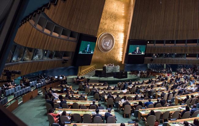 Генасамблея ООН 19 грудня розгляне резолюцію України зправ людини вКриму