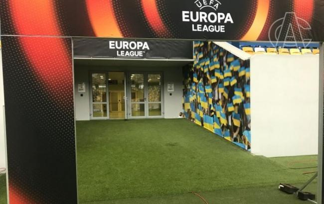 Ліга Європи: українські клуби отримали суперників уплей-офф