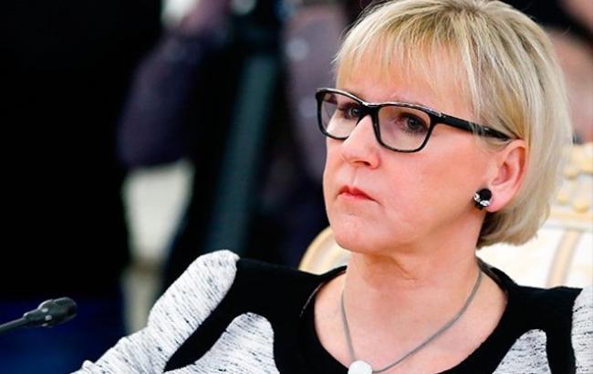 """Швеція закликала ЄС не допустити на Донбасі ще одного """"замороженого конфлікту"""""""