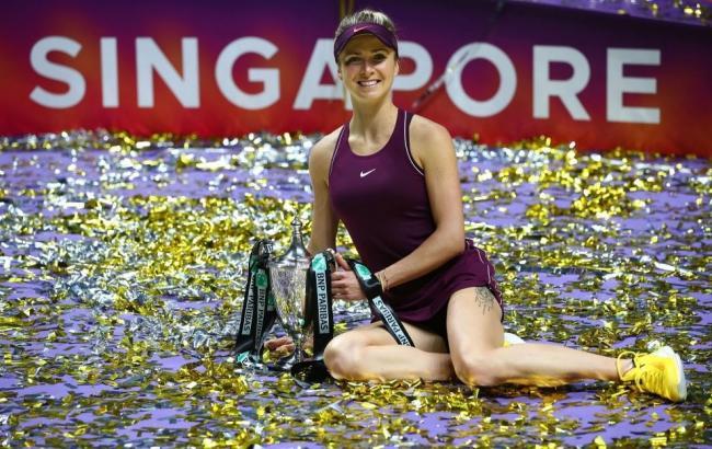 Свитолина претендует на звание лучшей теннисистки WTA в октябре