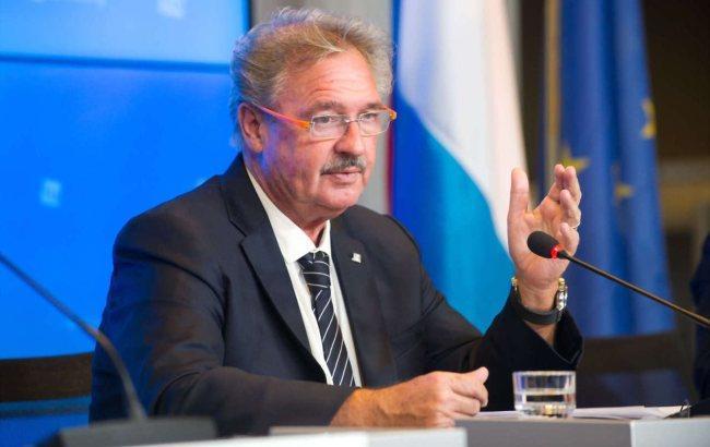 Фото: Жан Ассельборн (twitter.com/MFA_Luxembourg)
