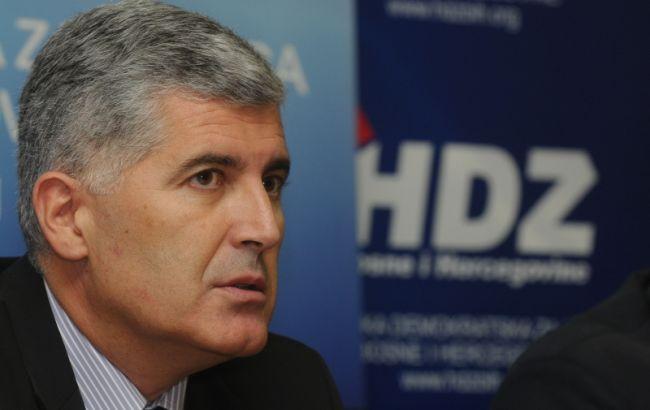 Фото: член президиума Боснии и Герцеговины Драган Чович