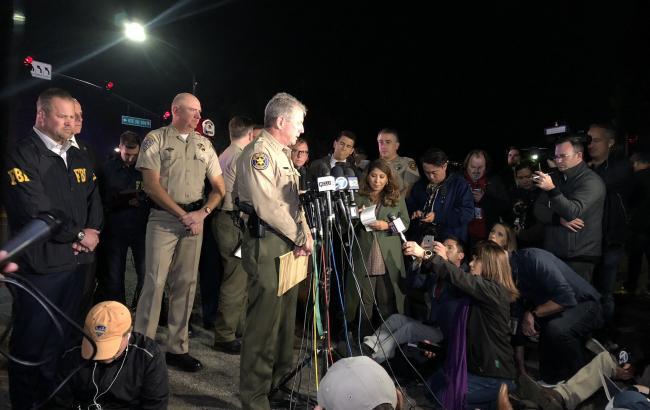 В ході стрільби під Лос-Анджелесом загинули 13 осіб