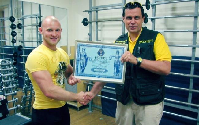 Мелітопольський студент вразив Україну своїм незвичайним рекордом