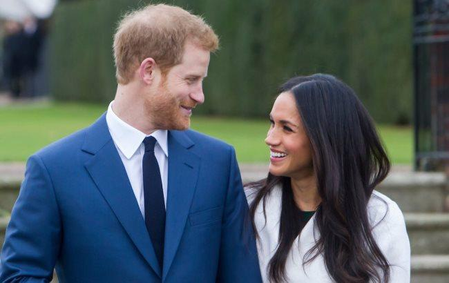 Фото: Принц Гарри и Меган Маркл (twitter.com/KensingtonRoyal)