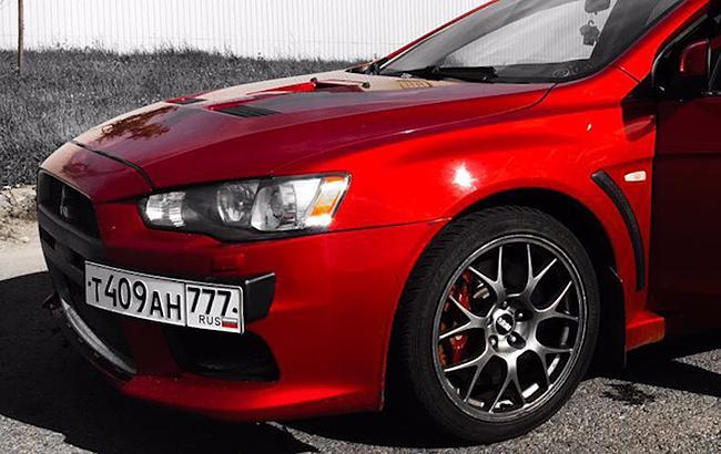 Фото: авто на номерах РФ (drive2.ru)