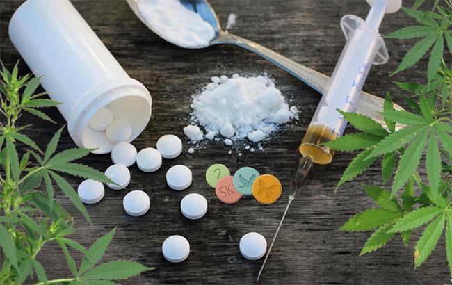 З початку року ДФС виявлено 904 факту незаконного переміщення наркотиків та прекурсорів
