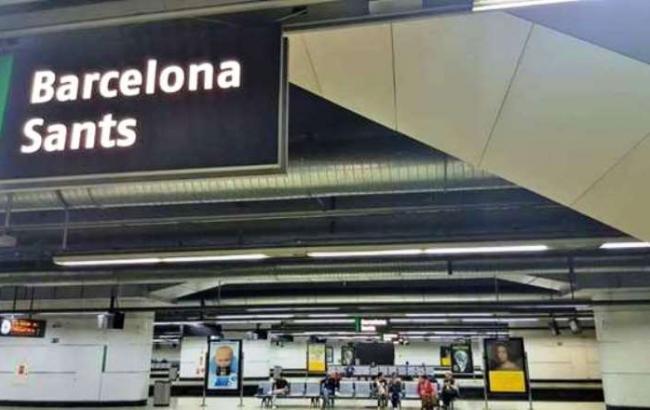 У Барселоні через загрозу вибуху евакуювали два потяги