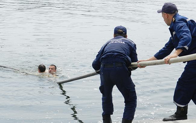 С начала года на водных объектах Украины погибли более 70 человек